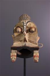Masque africainMasque Wawa Ogbodo Enyi