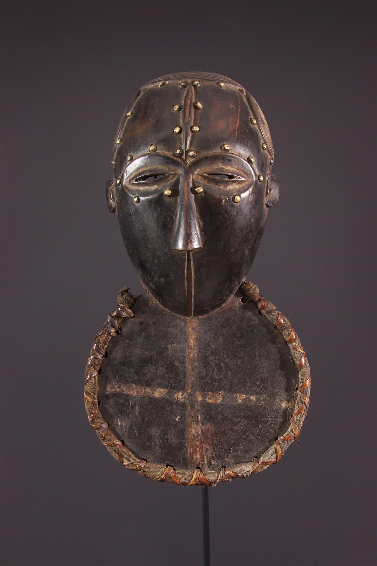 Masque Bété/Dida - Art tribal