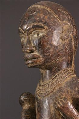 Statue fétiche Kongo Yombe