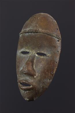 Art tribal - Masque Dan