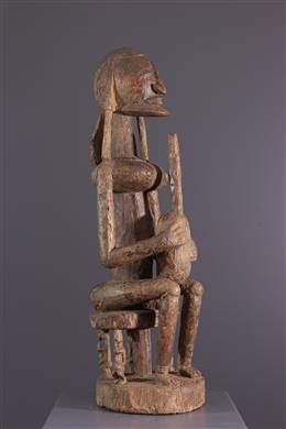 Art tribal - Figure dancêtre Dogon