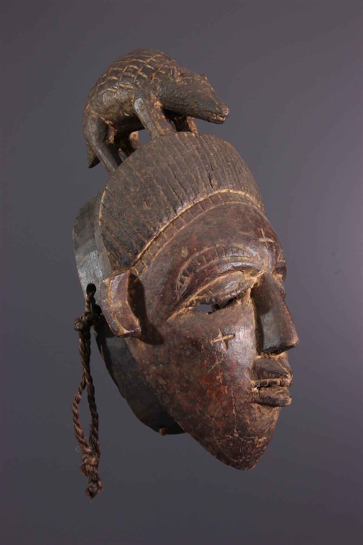 Masque Baoule - Art tribal