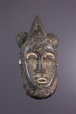 Art tribal - Masque Baoulé Ndoma