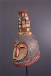 Masque africainMasque Igala