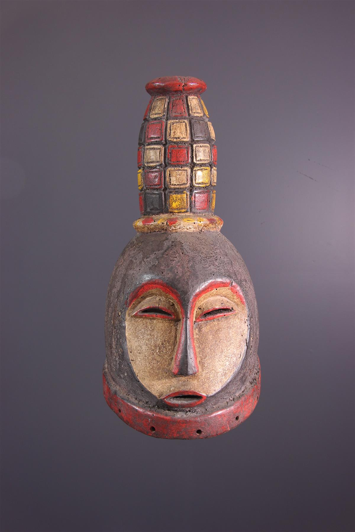 Masque Igala - Art tribal