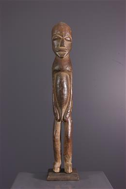 Art tribal - Statue Lobi Bateba phuwé