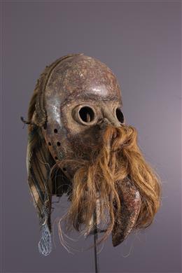 Art tribal - Masque Dan Maou