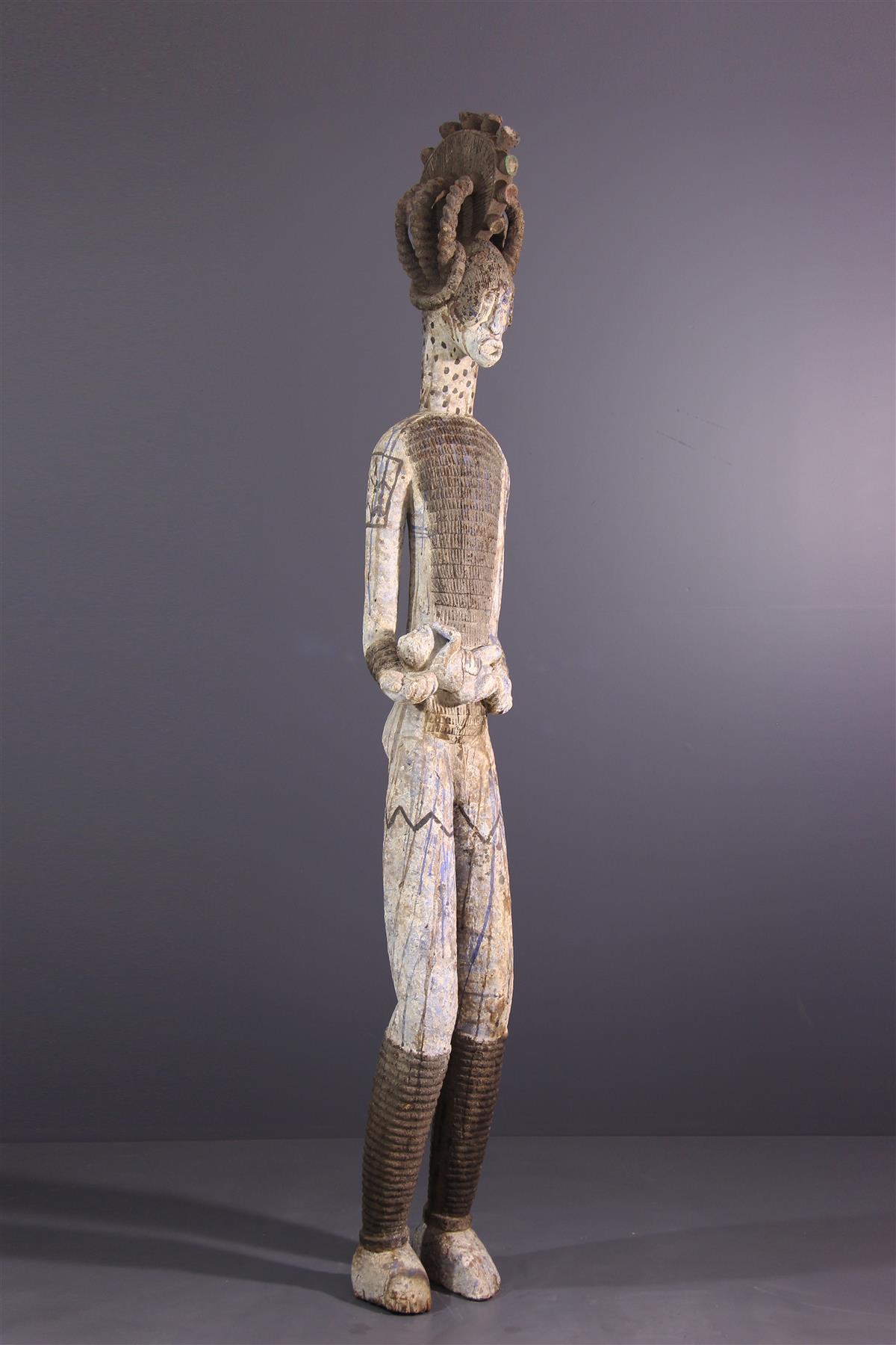 Statue Igbo - Art tribal
