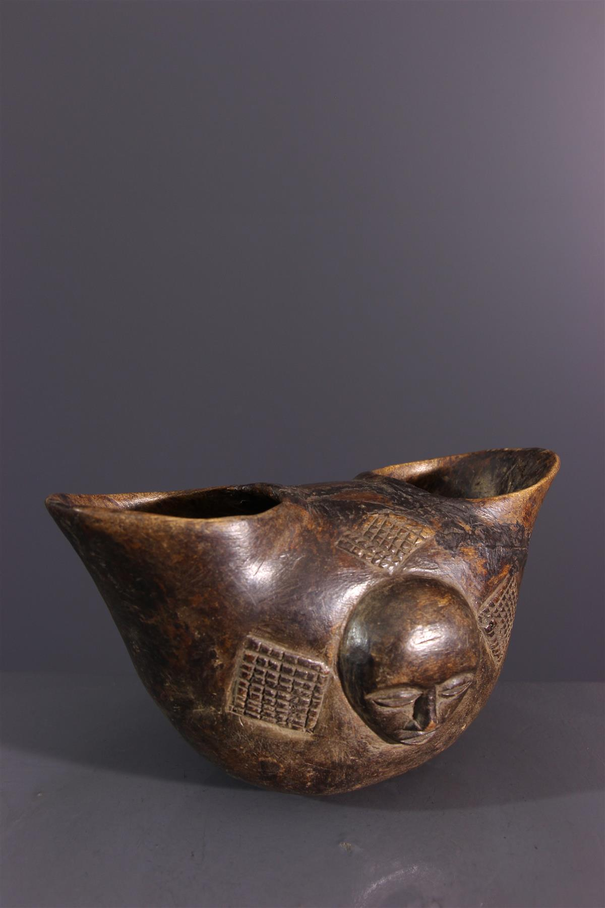 Coupe Suku - Art tribal