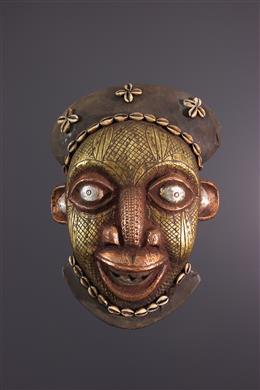 Art tribal - Masque Bamoun