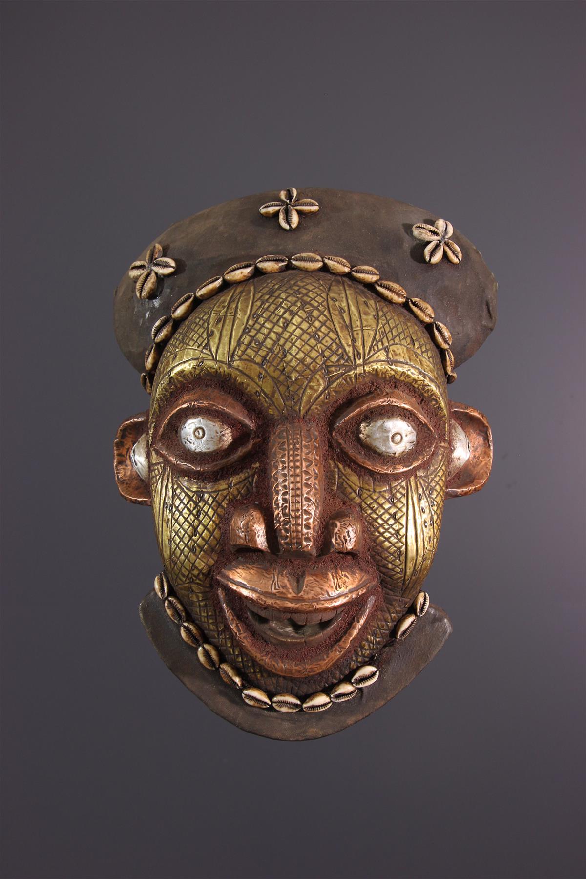 Masque Bamileke - Art tribal