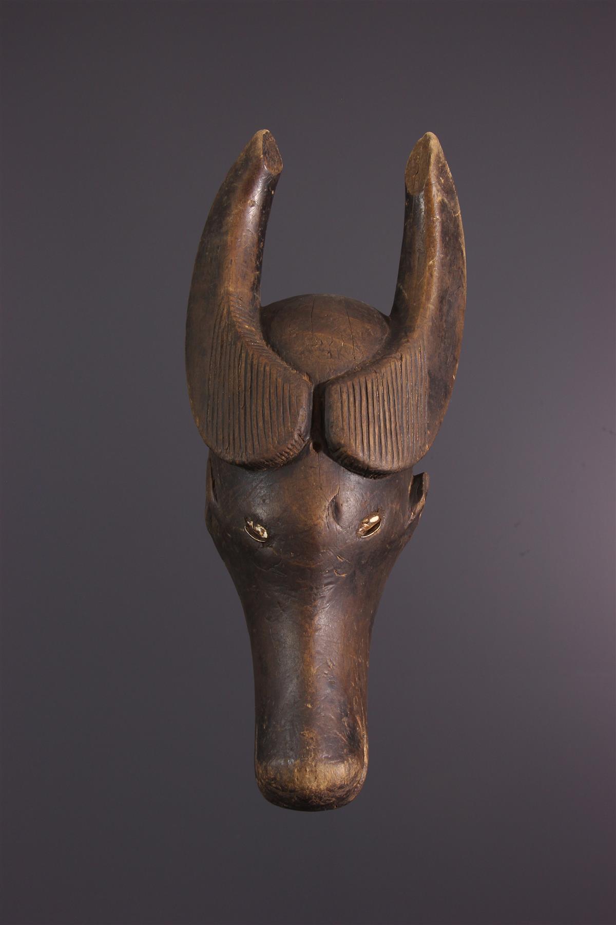 Masque Holo - Art tribal