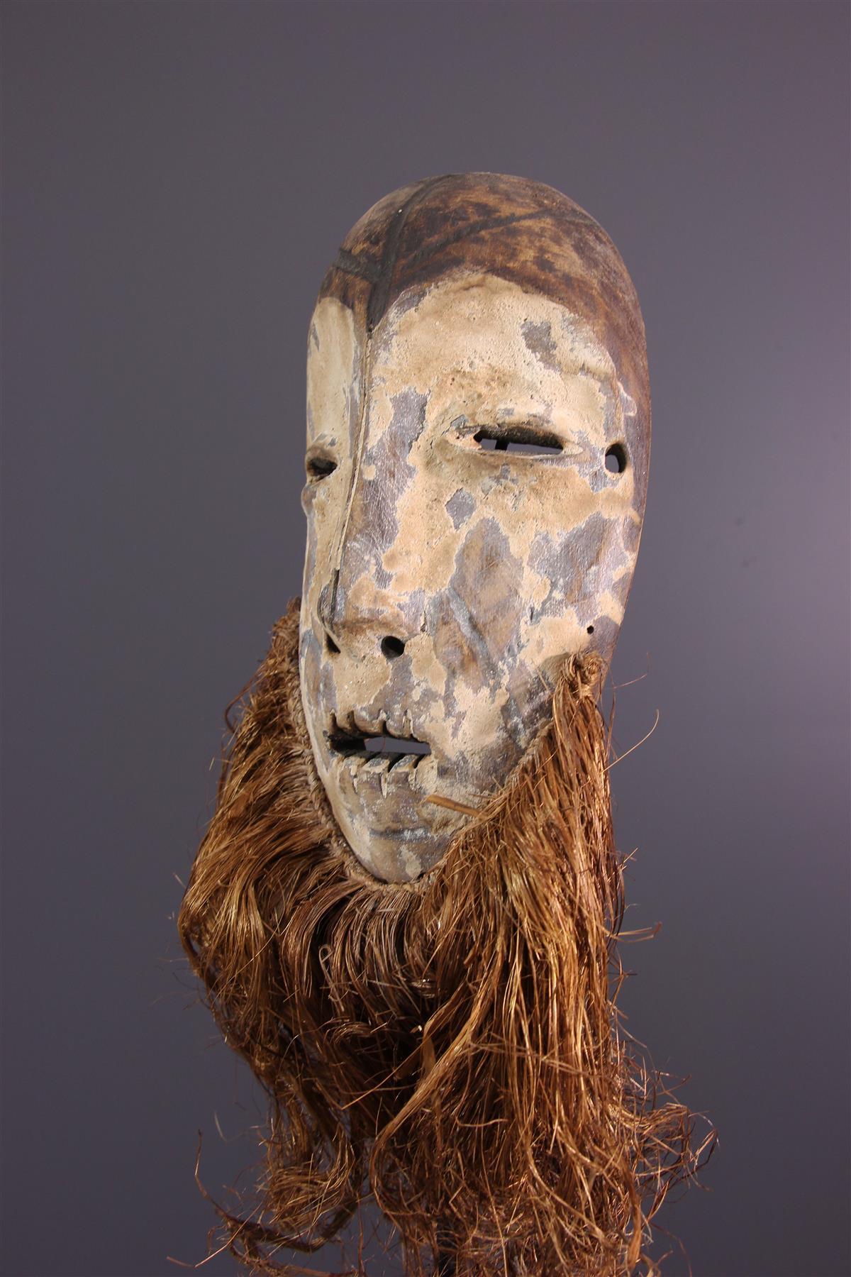 Masque Lega - Art tribal