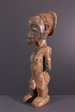 Statuette Mangbetu Nebeli