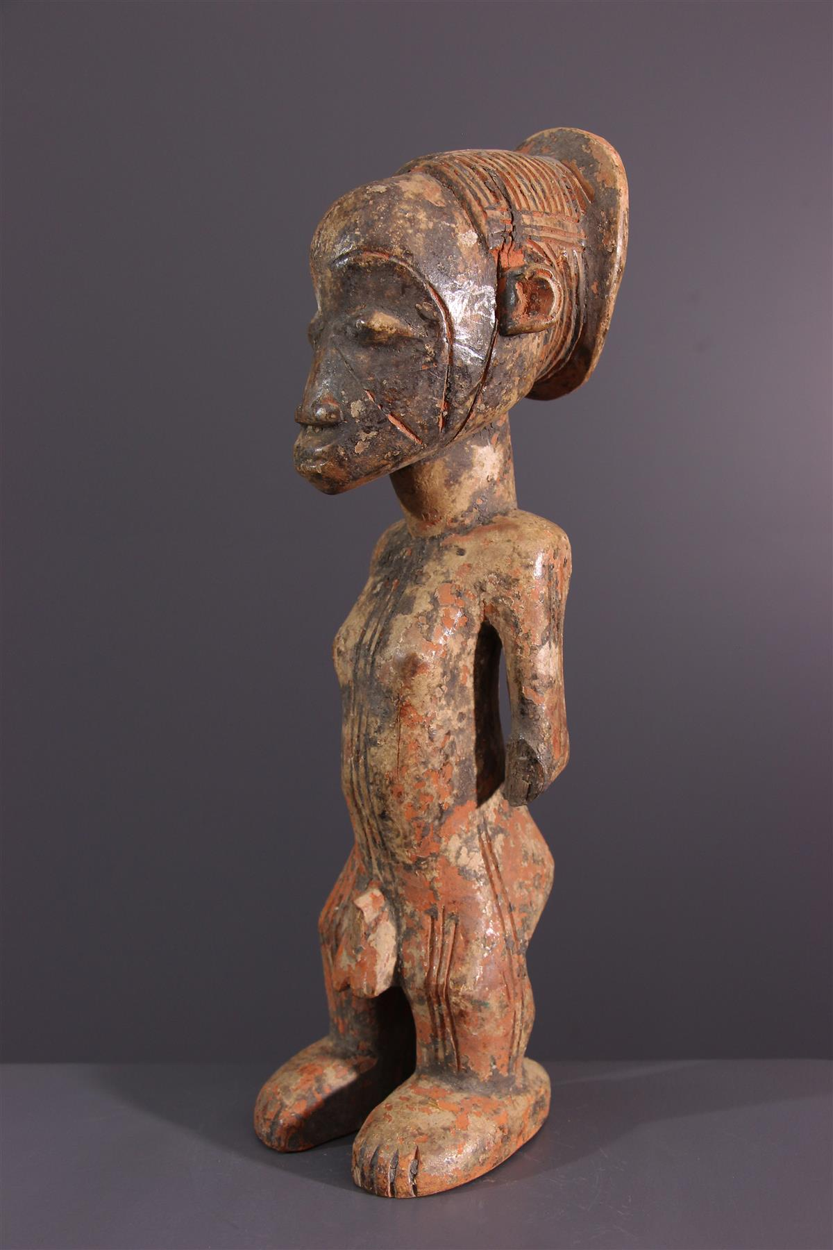 Fétiche Mangbetu - Art tribal