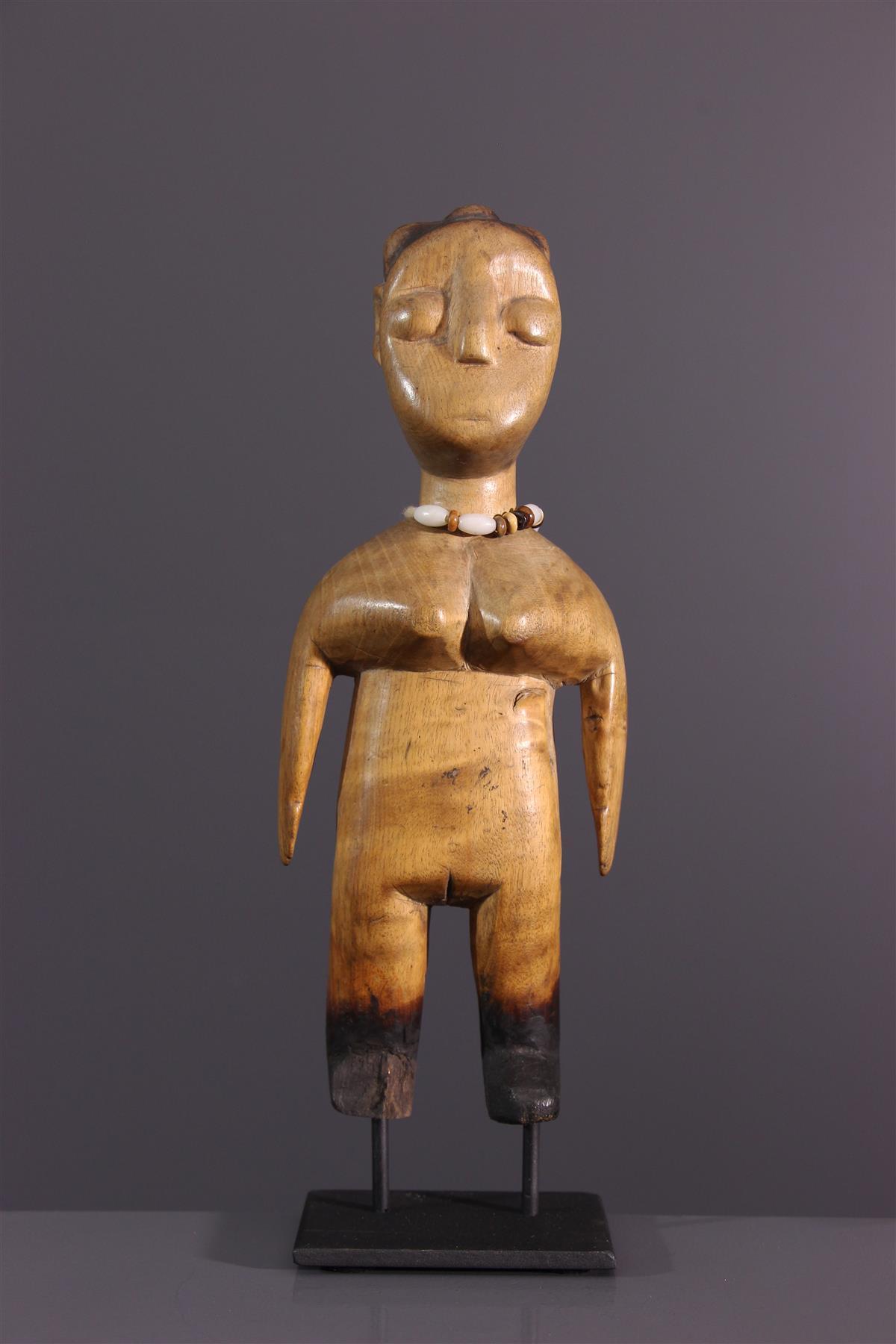 Statuette Ewe - Art tribal
