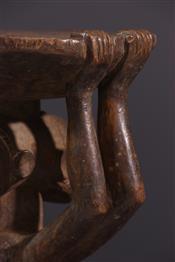Tabourets, chaises, trônesSiège Luba