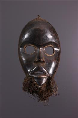 Masque Dan Zapkei ou Gunye ge
