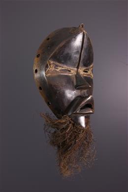 Art tribal - Masque Dan Tankaglé