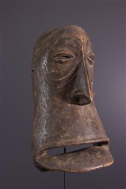 Art tribal - Masque Hemba