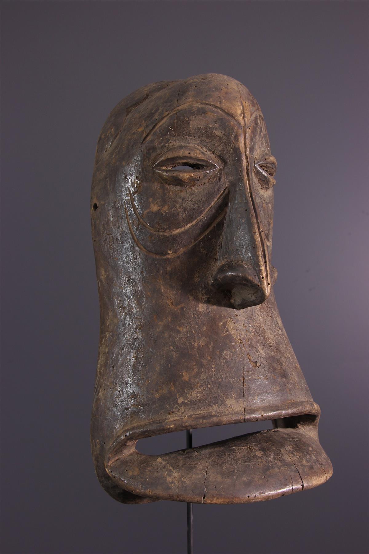 Masque Hemba - Art tribal