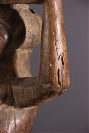 Tabourets, chaises, trônesSiège Songye