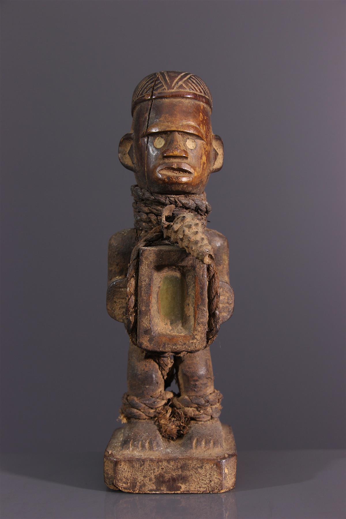 Fétiche Yombe - Art tribal