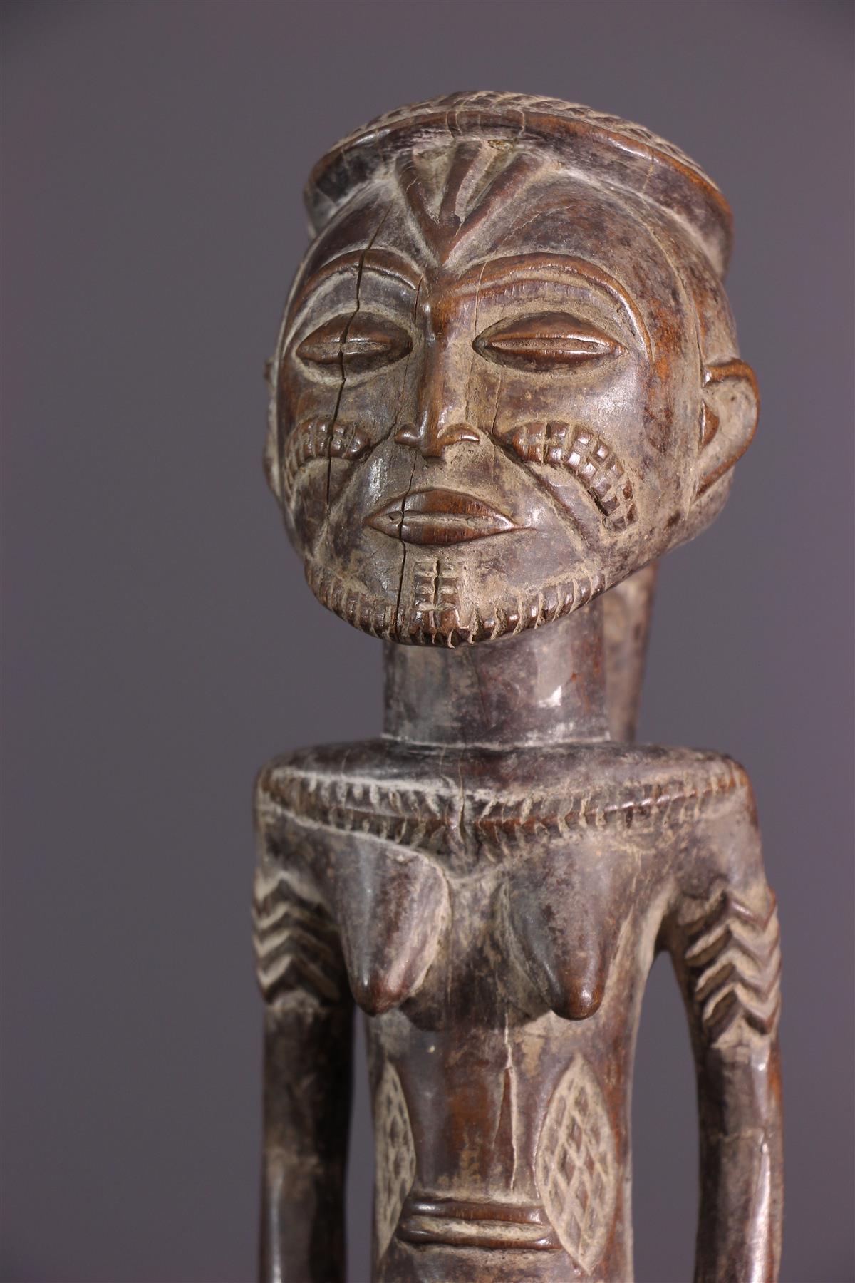 Fétiche Tabwa - Art tribal