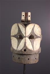 Masque africainMasque Bembé