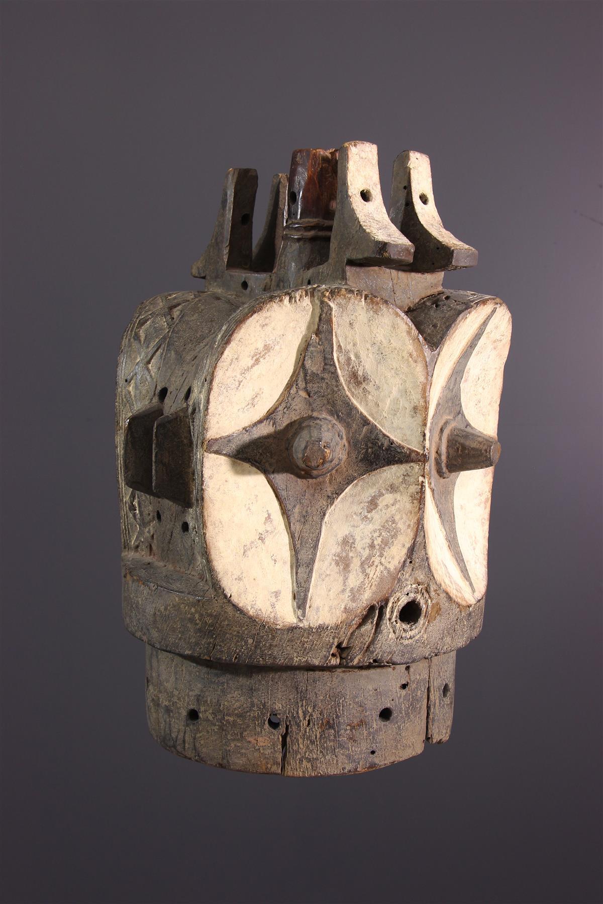 Masque Bembé - Art tribal