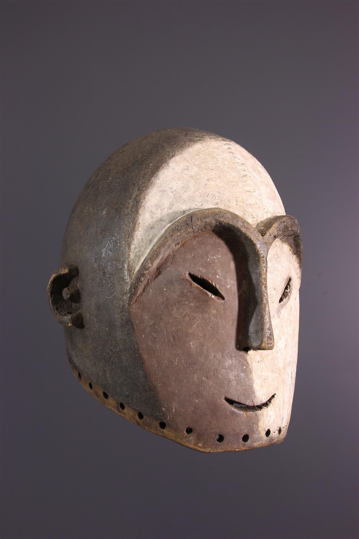 Masque Jonga - Art tribal