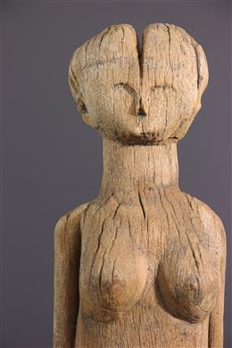 Art tribal - Statue Sakalava