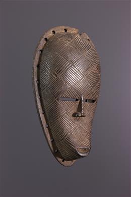 Art tribal - Masque Tetela