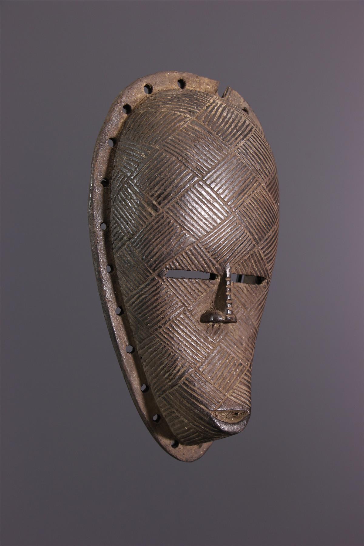 Masque Tetela - Art tribal