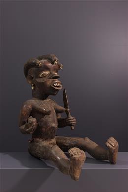 Art tribal - Statue Dan