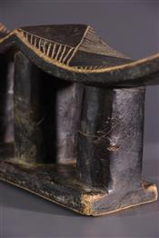 Tabourets, chaises, trônesTabouret Kuba