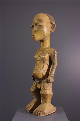 Art tribal - Statue Mangbetu