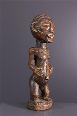 Art tribal - Statue dancêtre Tabwa
