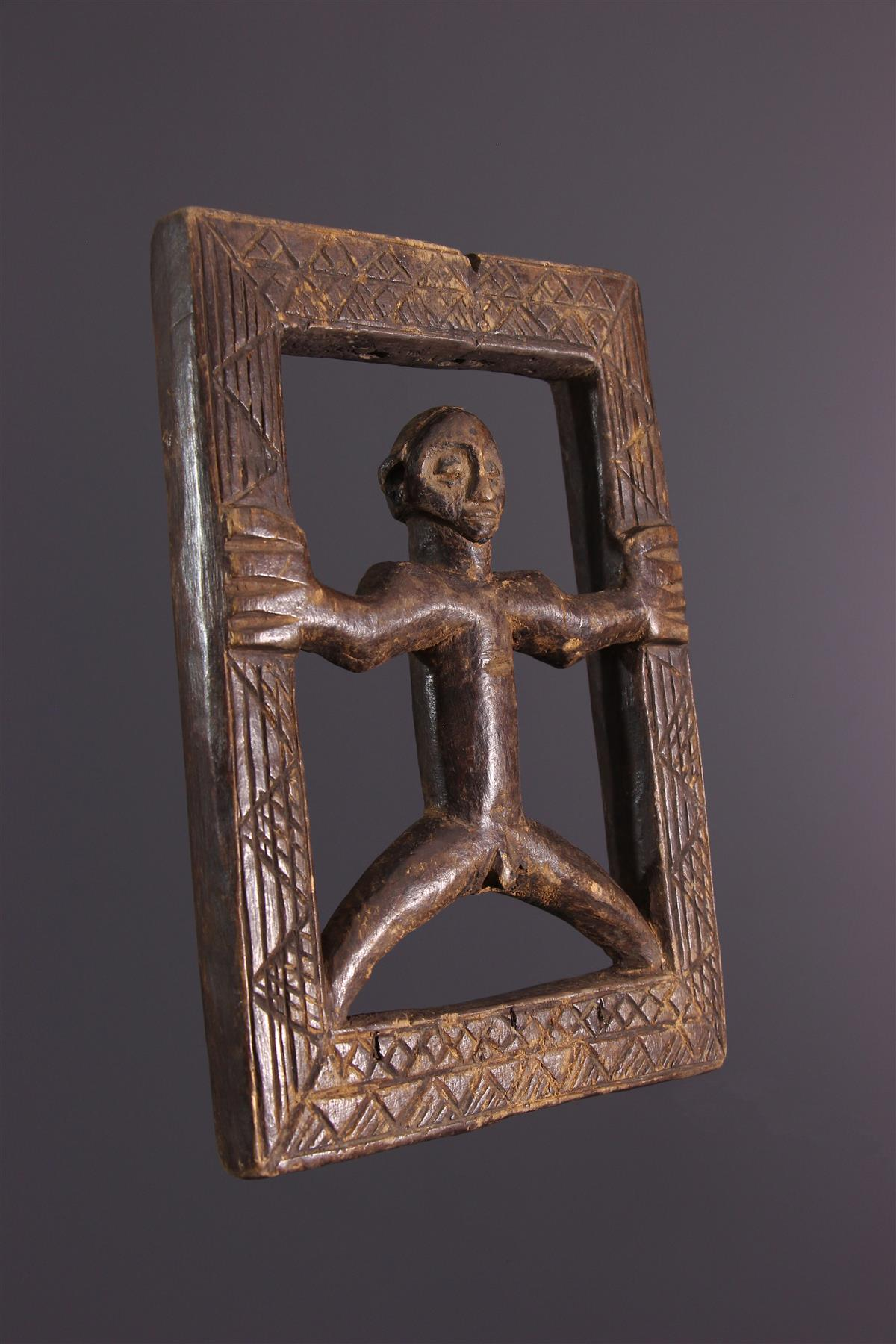 Sculpture Holo - Art tribal