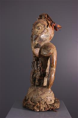 Statue fétiche Holo Hamba