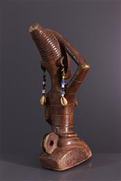 Statues africainesStatuette mANGBETU