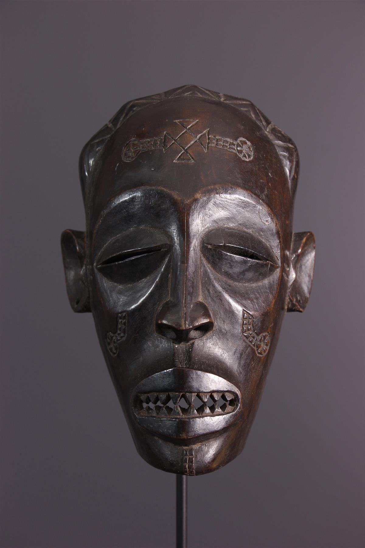 Masque Chokwe - Art tribal
