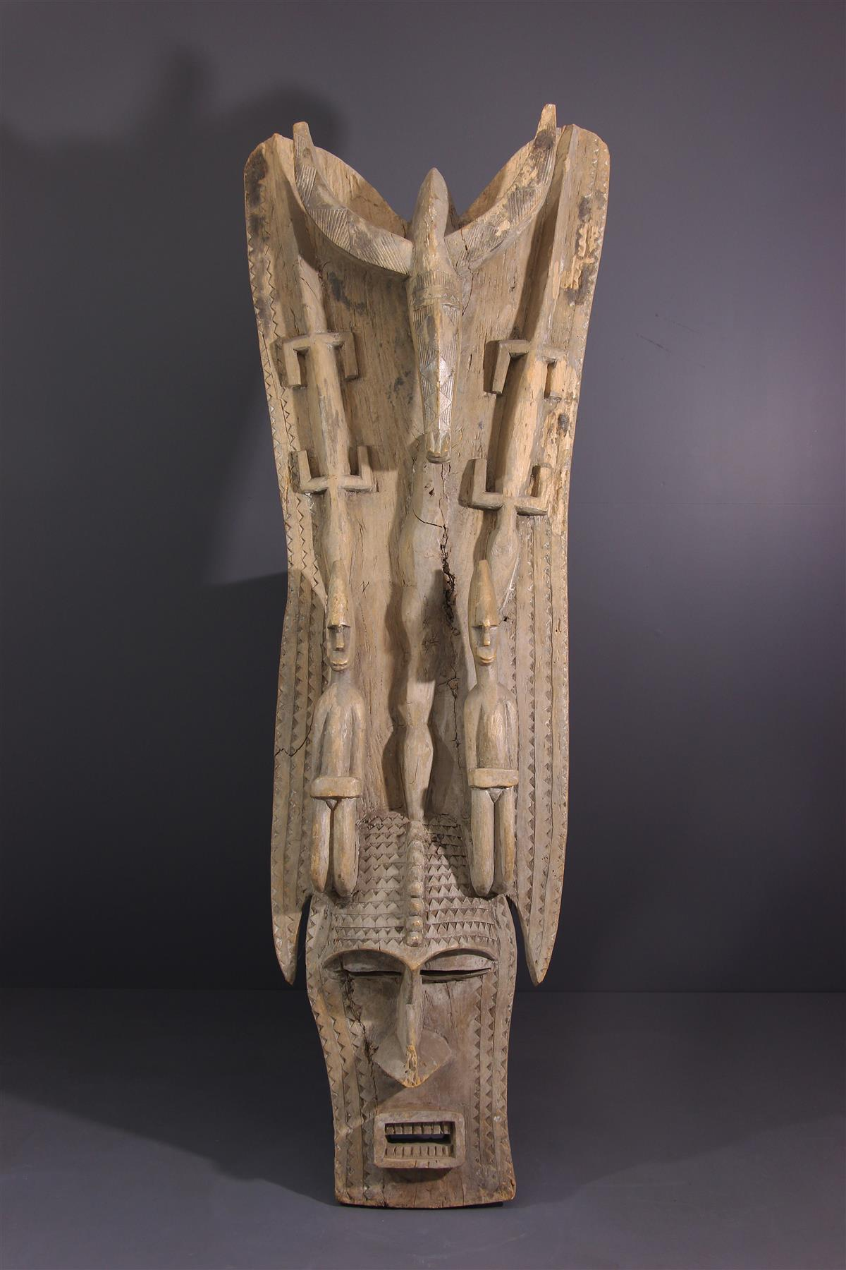 Masque Bamana - Art tribal