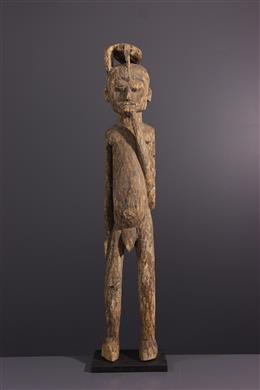 Statue Lobi - Art tribal