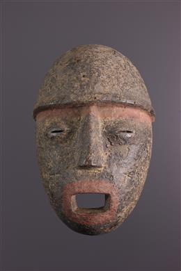 Art tribal - Masque Luvale/Luchasi
