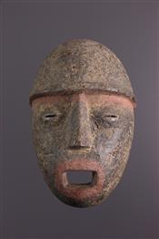 Masque africainMasque Luvale
