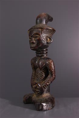 Statuette d ancêtre Ndengese Totshi