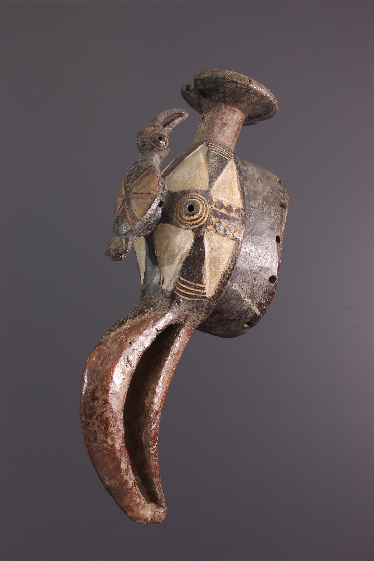 Masque NUNA - Art tribal
