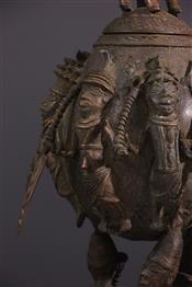 bronze africainCoupe Bénin