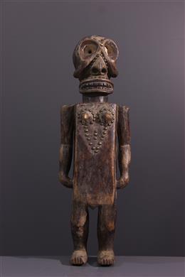 Statue reliquaire Bulu, Boulou